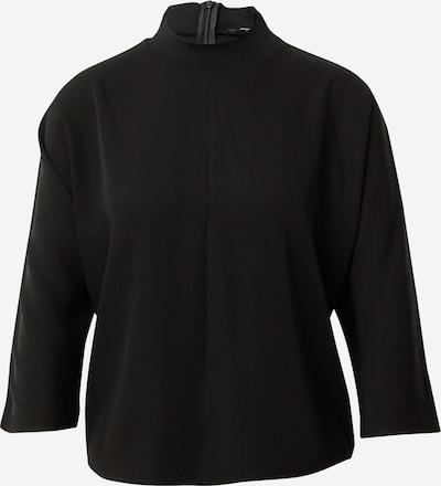 Someday Blouse 'Zil' in de kleur Zwart, Productweergave