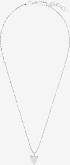 s.Oliver Junior Kette in grau / silber, Produktansicht