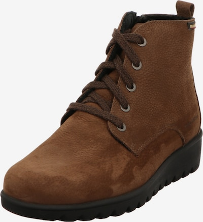 MEPHISTO Lace-Up Ankle Boots in Brown, Item view