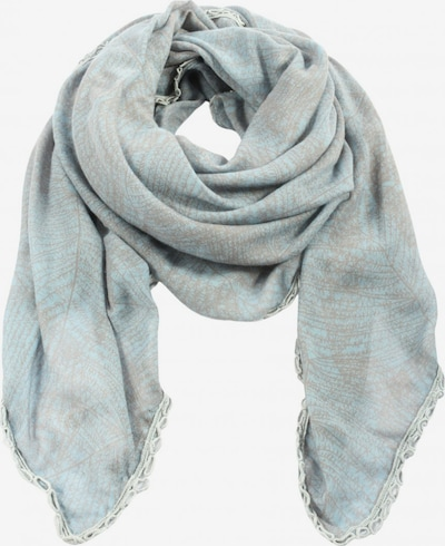 PIECES Scarf & Wrap in One size in Blue / Light grey / Light orange, Item view