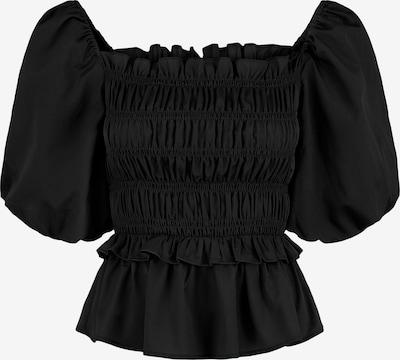 PIECES Bluse 'Saga' in schwarz, Produktansicht