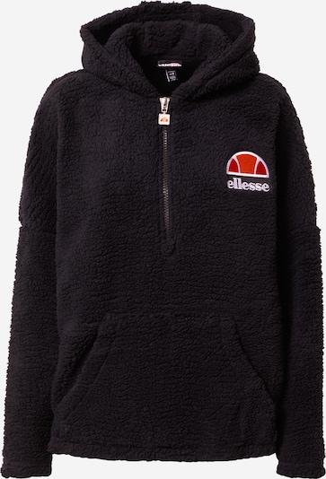ELLESSE Sweater in Orange / Red / Black / White, Item view