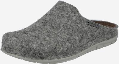 SHEPHERD OF SWEDEN Pantolette 'Annsofie' in grau, Produktansicht
