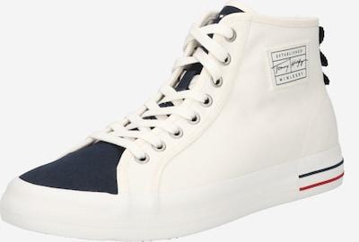 Sneaker înalt 'LIABILITY' TOMMY HILFIGER pe bleumarin / alb, Vizualizare produs