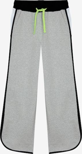 Gulliver Sweathose in grau / schwarz, Produktansicht