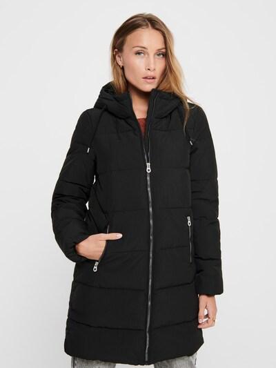 ONLY Mantel in schwarz, Modelansicht