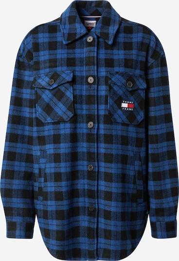Tommy Jeans Bluse in blau, Produktansicht