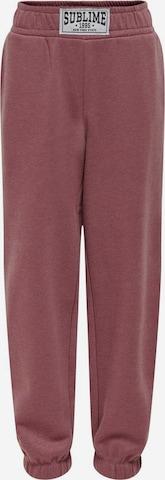 Pantalon ONLY en marron