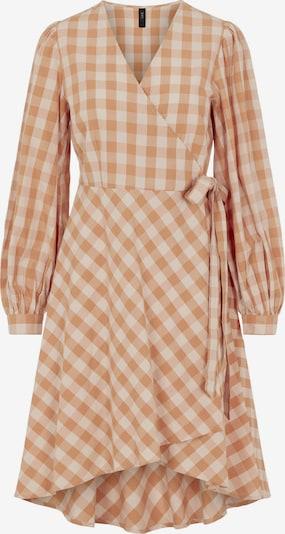 Y.A.S Kleid in pastellorange / weiß, Produktansicht