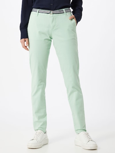 s.Oliver Chinohose in mint, Modelansicht