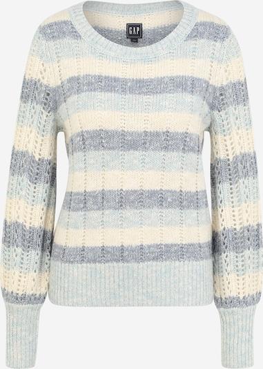 GAP Džemperis krēmkrāsas / opālisks / raibi pelēks, Preces skats