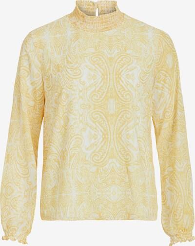 Maglietta VILA di colore giallo / bianco, Visualizzazione prodotti