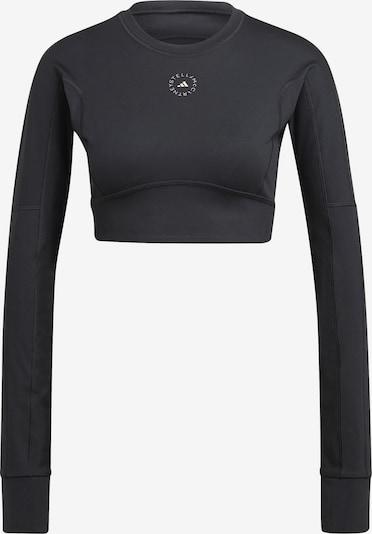 adidas by Stella McCartney T-shirt fonctionnel en noir, Vue avec produit