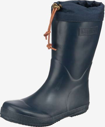 BISGAARD Rubber Boots in Blue