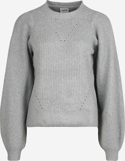 Noisy May (Tall) Pullover in grau / hellgrau, Produktansicht