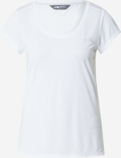THE NORTH FACE Camiseta funcional 'INLUX' en gris claro / blanco, Vista del producto