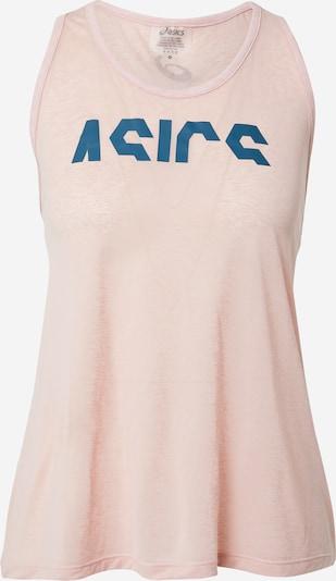 ASICS Sportovní top - pink / černá, Produkt