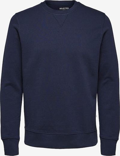 SELECTED HOMME Sweatshirt in dunkelblau, Produktansicht