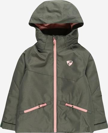 ZIENER Sports jacket 'ANTARKTIKA' in Green