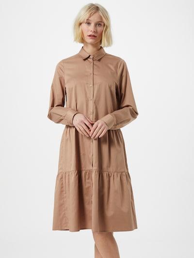InWear Kleid 'Vex' in cappuccino, Modelansicht
