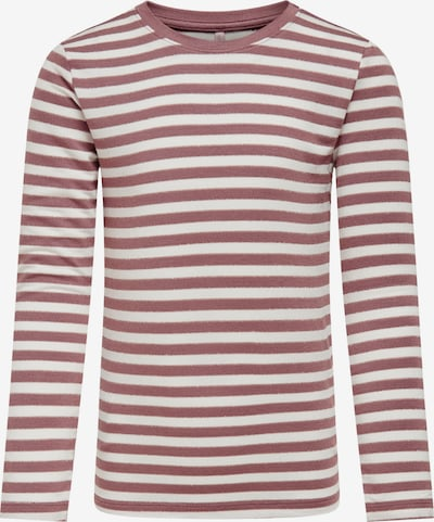 KIDS ONLY T-Shirt 'Moulin' en rose ancienne / blanc, Vue avec produit
