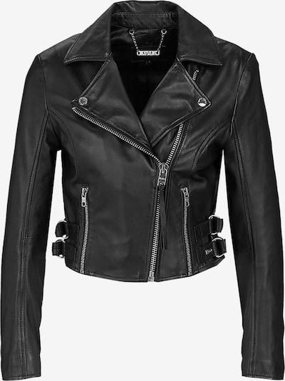 tigha Jacke in schwarz, Produktansicht