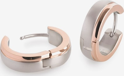 Boccia Titanium Ohrringe in gold / silber, Produktansicht