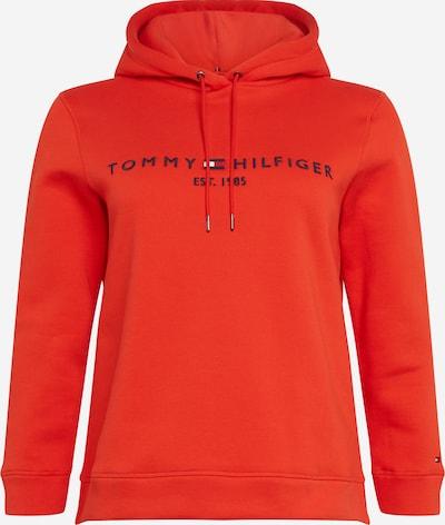 Megztinis be užsegimo iš Tommy Hilfiger Curve , spalva - ryškiai raudona, Prekių apžvalga