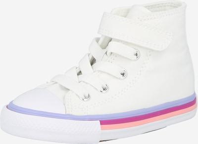 CONVERSE Sneaker 'CTAS 1V HI' in flieder / hellorange / eosin / weiß, Produktansicht