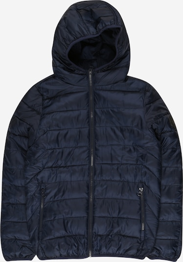 Cars Jeans Jacke 'Stanton Poly' in navy, Produktansicht