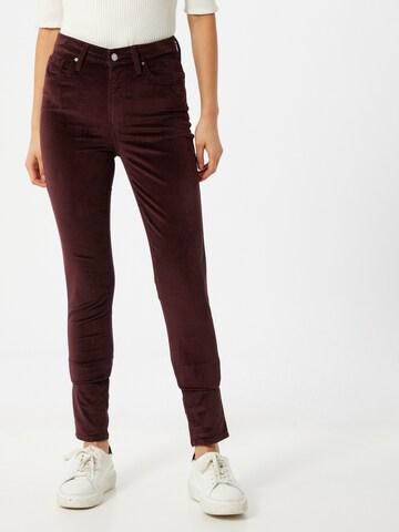 Jeans '721™' de la LEVI'S pe roșu