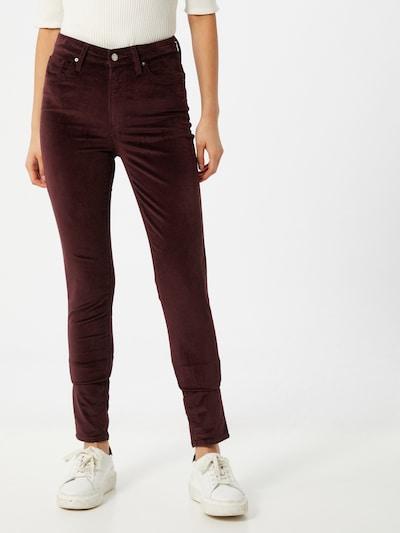 LEVI'S Jeans '721™' in weinrot, Modelansicht