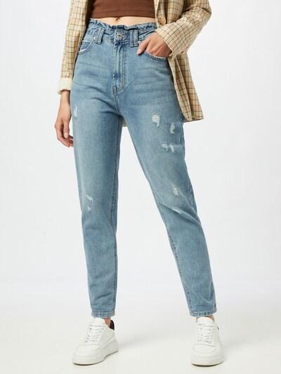 Jeans 'Aria' Hailys pe albastru denim, Vizualizare model