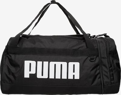 PUMA Sac de sport 'Challenger M Pro' en noir / blanc, Vue avec produit