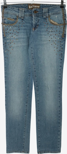 Galliano Slim Jeans in 29 in blau, Produktansicht
