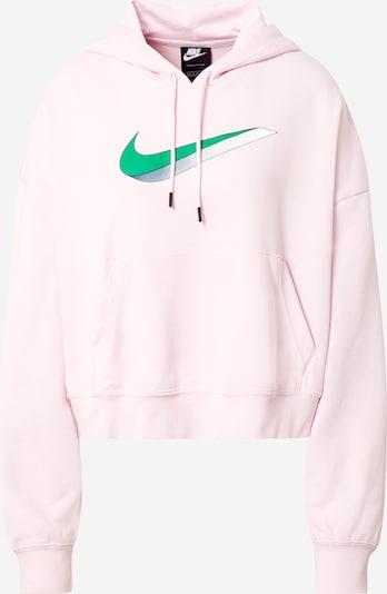 NIKE Sportska sweater majica u svijetloroza, Pregled proizvoda