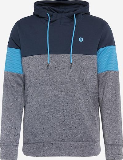 Megztinis be užsegimo 'MART' iš JACK & JONES , spalva - tamsiai mėlyna / vandens spalva / margai pilka, Prekių apžvalga