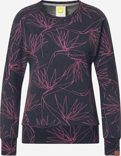 Alife and Kickin Sweatshirt 'Darla' in dunkelblau / pink, Produktansicht