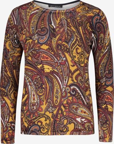Betty Barclay Pullover in braun / gelb / mischfarben, Produktansicht