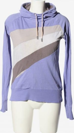 Eight2Nine Sweatshirt in M in braun / lila / wollweiß, Produktansicht