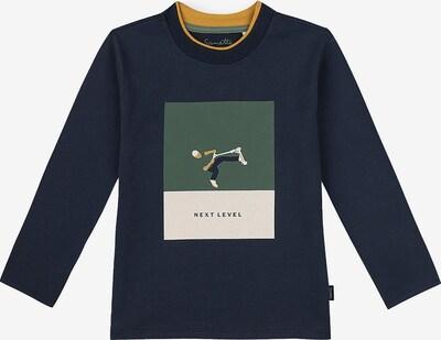 Sanetta Kidswear Langarmshirt in blau, Produktansicht