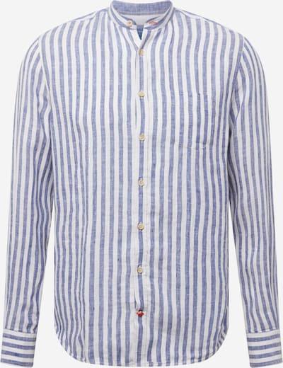 COLOURS & SONS Skjorta i blå / vit, Produktvy