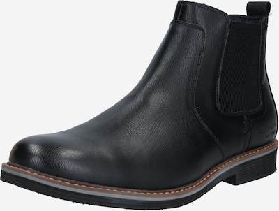 Chelsea batai iš TOM TAILOR , spalva - juoda, Prekių apžvalga