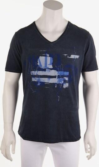 DIESEL T-Shirt in L in rauchgrau, Produktansicht