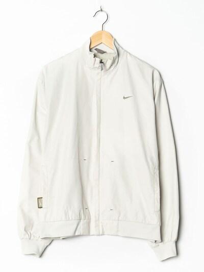 NIKE Jacke in M/L in naturweiß, Produktansicht