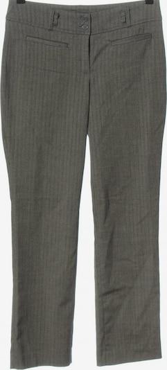 VIVIEN CARON Anzughose in XS in hellgrau / schwarz, Produktansicht