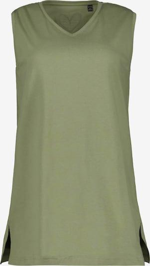 Tricou Ulla Popken pe verde, Vizualizare produs