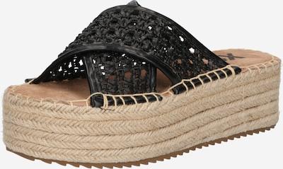 Xti Zapatos abiertos en negro, Vista del producto