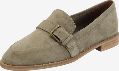 Ekonika Loafer in khaki, Produktansicht