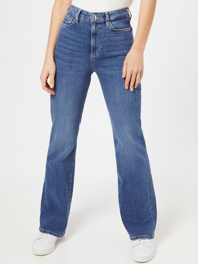 s.Oliver Jeans in de kleur Blauw denim, Modelweergave